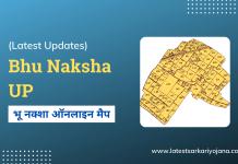Bhu Naksha UP Portal